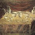 Italy. Pompeii. Vesuvius Gate. Tomb by Everett