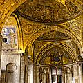 Italy - St Marks Basiclica Venice by Jon Berghoff