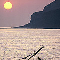 Itilo Bay Sunset by Peter Eastland