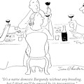 It's A Naive Domestic Burgundy Without Any by James Thurber