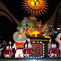 It's A Small World With Dancing Mexican Character by Lingfai Leung