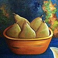 It's All About Pears  Sold by Susan Dehlinger