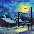 Its Cold Outside. by Arthur Barnes