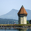 It's Lucerne by Arylana Art