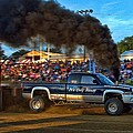 Its Only Money Pulling Truck by Tim McCullough