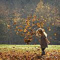 It's Raining Leaves by Carol Lynn Coronios