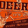 It's Why Deer by JQ Licensing