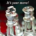It's Your Move by Pharaoh Martin