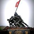 Iwo Jima Memorial by Ed Weidman
