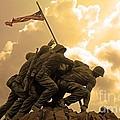 Iwo Jima Memorialized by Cindy Manero
