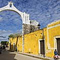 Izamal And It's Famous Arch by For Ninety One Days