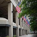 J Edgar Hioover Fbi Building by Carol Ailles