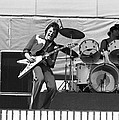 J. Geils On Stage In Oakland 1976 by Ben Upham