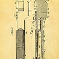 Jack Johnson Wrench Patent Art 1922 by Ian Monk