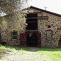 Jack London Sherry Barn 5d22070 by Wingsdomain Art and Photography