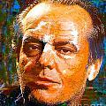 Jack Nicholson by Dalon Ryan
