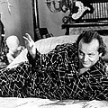 Jack Nicholson In The Witches Of Eastwick  by Silver Screen