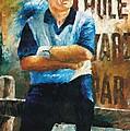 Jack Nicklaus by Christiaan Bekker