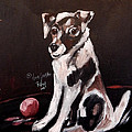 Jack Russell II by Anna Sandhu Ray