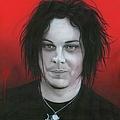 Jack White by Christian Chapman Art