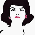 Jackie Kennedy Signature Pink Lips by Jost Houk