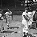 Jackie Robinson And Duke Snider  by Retro Images Archive