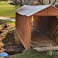 Jacks Creek Historic Bridge by Adam Jewell
