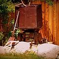 Jacks Mining Cart by Bobbee Rickard