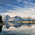 Jackson Lake by Lana Trussell