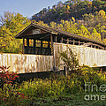 Jackson Mill Covered Bridge by Timothy Flanigan
