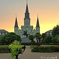 Jackson Square by Paul Wilford