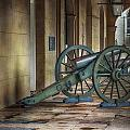 Jackson Square Cannon by Brenda Bryant