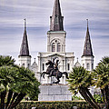 Jackson Square by Heather Applegate