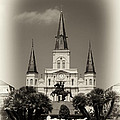 Jackson Square by Jason Horne