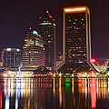 Jacksonville Aglow by Frozen in Time Fine Art Photography