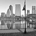 Jacksonville Black And White Ay by Frozen in Time Fine Art Photography
