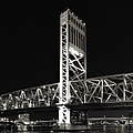 Jacksonville Florida Main Street Bridge by Christine Till