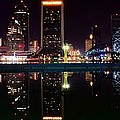 Jacksonville Panoramic by Frozen in Time Fine Art Photography
