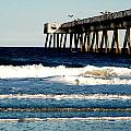 Jacksonville Pier by Anthony Walker Sr