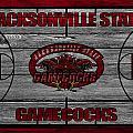 Jacksonville State Gamecocks by Joe Hamilton