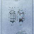 Jacques Cousteau Diving Suit Patent by Dan Sproul