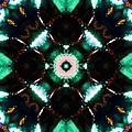 Jade Reflections - 2 by Shawna Rowe