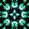 Jade Reflections - 4 by Shawna Rowe