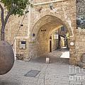 Jafo In Tel Aviv Israel by Jacek Malipan