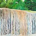Jagala Waterfalls  by Misuk Jenkins