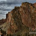 Jagged Peaks At Smith Rock by Adam Jewell