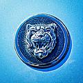 Jaguar Emblem -0056c by Jill Reger
