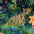 Jaguar Meadow by Alixandra Mullins
