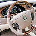 Jaguar S Type Interior by Olivier Le Queinec