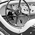 Jaguar Steering Wheel 2 by Jill Reger